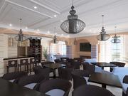 Дизайн ресторана,  кафе. Крым. Симферополь.